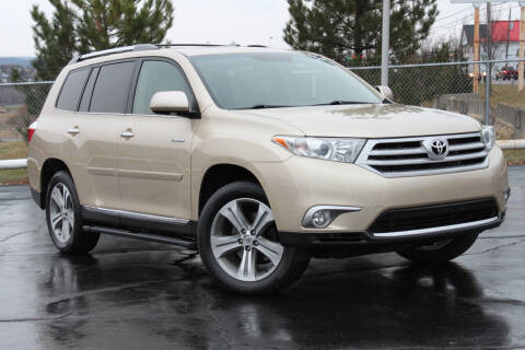 2011 Toyota Highlander for sale at Dan Paroby Auto Sales in Scranton PA