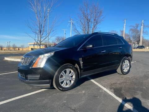 2010 Cadillac SRX for sale at Xtreme Auto Mart LLC in Kansas City MO