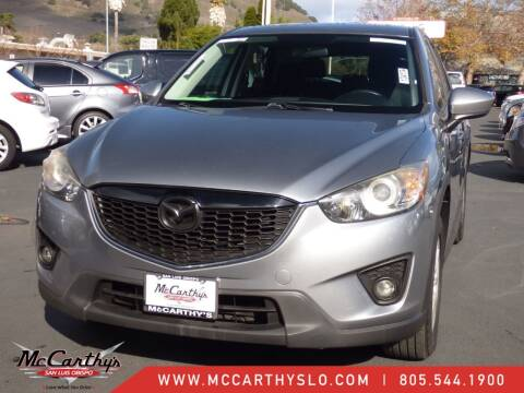 2014 Mazda CX-5 for sale at McCarthy Wholesale in San Luis Obispo CA