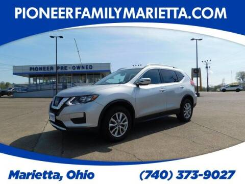 2017 Nissan Rogue for sale at Pioneer Family preowned autos in Williamstown WV
