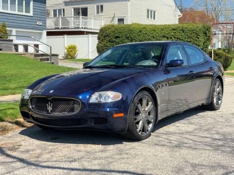 2008 Maserati Quattroporte for sale at Jerusalem Auto Inc in North Merrick NY