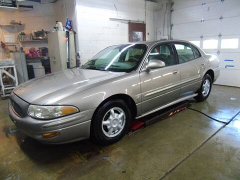 2001 Buick LeSabre for sale at C&C AUTO SALES INC in Charles City IA