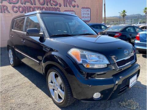 2011 Kia Soul for sale at SF Bay Motors in Daly City CA