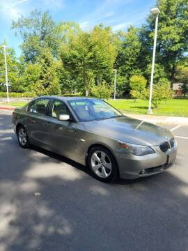 2007 BMW 5 Series for sale at RICKIES AUTO, LLC. in Portland OR