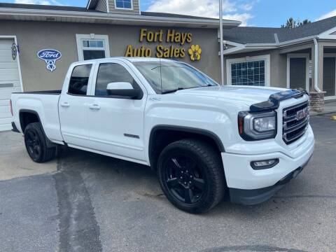 2018 GMC Sierra 1500 for sale at Fort Hays Auto Sales in Hays KS