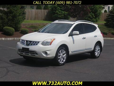 2011 Nissan Rogue for sale at Absolute Auto Solutions in Hamilton NJ