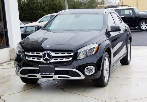 2019 Mercedes-Benz GLA for sale at Avi Auto Sales Inc in Magnolia NJ