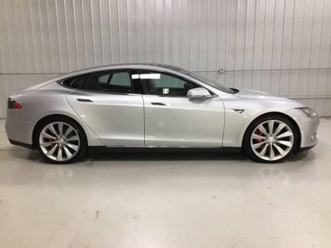 2015 Tesla Model S for sale at Elhart Automotive Campus in Holland MI
