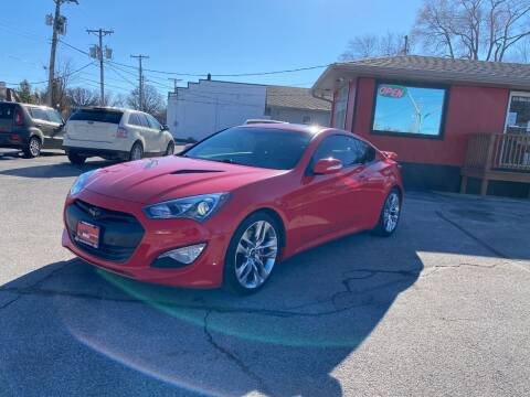 2015 Hyundai Genesis Coupe for sale at Big Red Auto Sales in Papillion NE