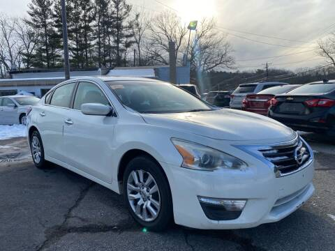 2014 Nissan Altima for sale at Royal Crest Motors in Haverhill MA
