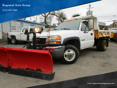 2004 GMC Sierra 3500 for sale at Regional Auto Group in Chicago IL