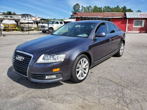 2009 Audi A6 for sale at GA Auto IMPORTS  LLC in Buford GA