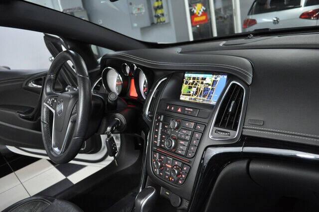 2016 Buick Cascada Premium 2dr Convertible - Pompano Beach FL