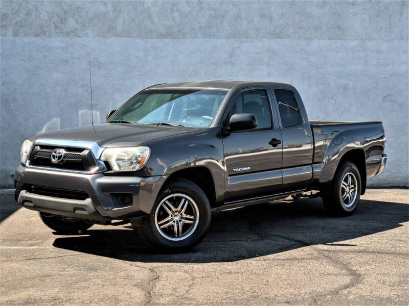 2013 Toyota Tacoma for sale at Divine Motors in Las Vegas NV