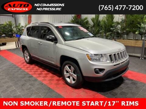 2011 Jeep Compass for sale at Auto Express in Lafayette IN
