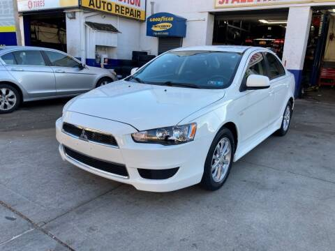2012 Mitsubishi Lancer for sale at US Auto Network in Staten Island NY