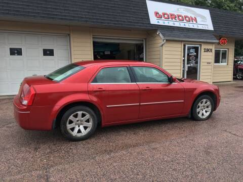 2007 Chrysler 300 for sale at Gordon Auto Sales LLC in Sioux City IA