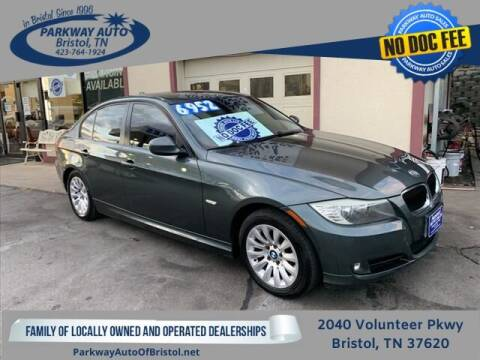 2009 BMW 3 Series for sale at PARKWAY AUTO SALES OF BRISTOL in Bristol TN