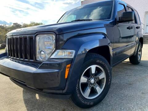 2008 Jeep Liberty for sale at JES Auto Sales LLC in Fairburn GA