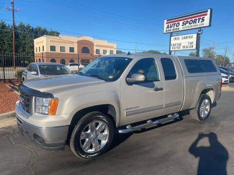2009 GMC Sierra 1500 for sale at Auto Sports in Hickory NC