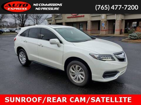 2017 Acura RDX for sale at Auto Express in Lafayette IN