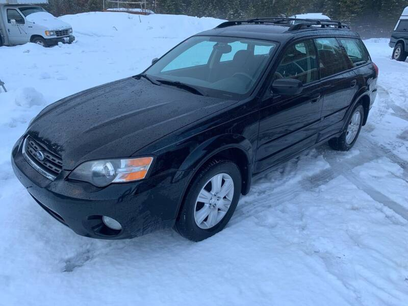 2005 Subaru Outback for sale at Harpers Auto Sales in Kettle Falls WA