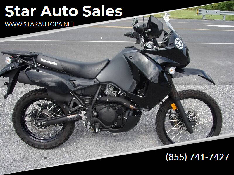 2018 Kawasaki KLR 650 for sale at Star Auto Sales in Fayetteville PA