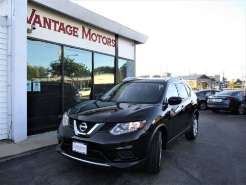 2016 Nissan Rogue for sale at Vantage Motors LLC in Raytown MO