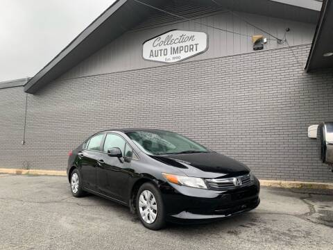 2012 Honda Civic for sale at Collection Auto Import in Charlotte NC