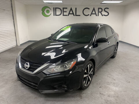 2018 Nissan Altima for sale at Ideal Cars Broadway in Mesa AZ