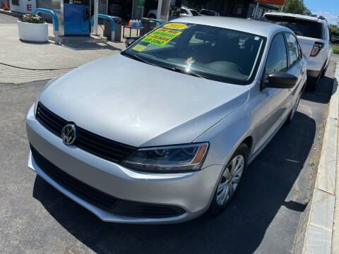 2011 Volkswagen Jetta for sale at Quincy Shore Automotive in Quincy MA