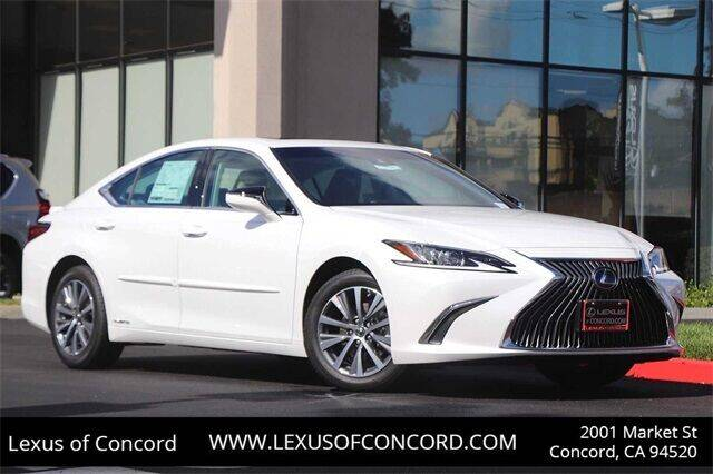 2021 Lexus ES 300h for sale in Concord, CA