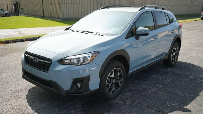 2018 Subaru Crosstrek for sale at Grand Financial Inc in Solon OH