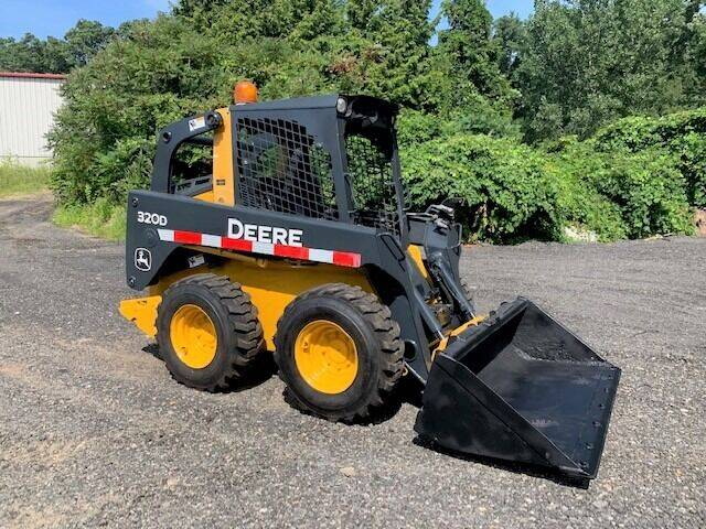 2012 John Deere 320D for sale at Bay Road Truck in Rowley MA