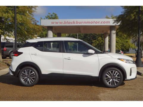 2021 Nissan Kicks for sale at BLACKBURN MOTOR CO in Vicksburg MS