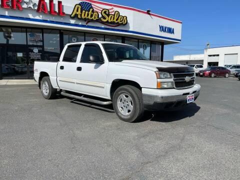 2006 Chevrolet Silverado 1500 for sale at Better All Auto Sales in Yakima WA
