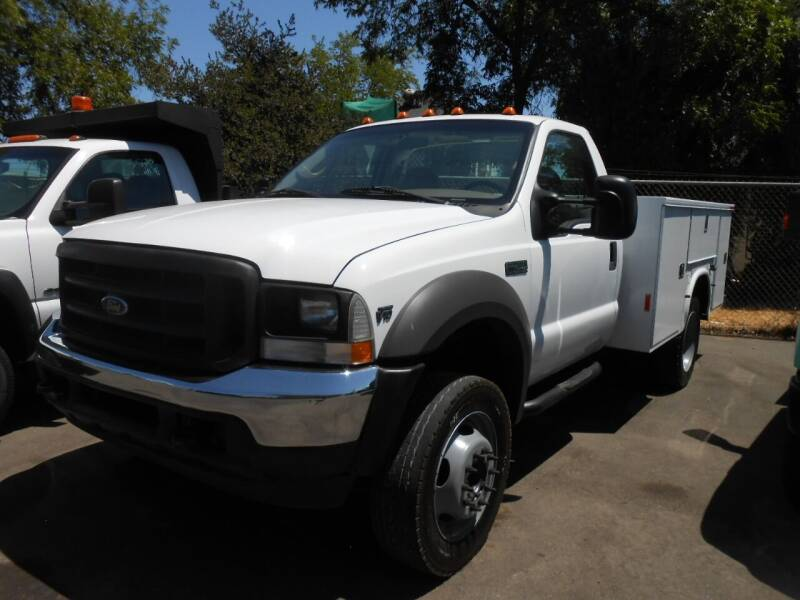 2003 Ford F-450 Super Duty for sale at Armstrong Truck Center in Oakdale CA