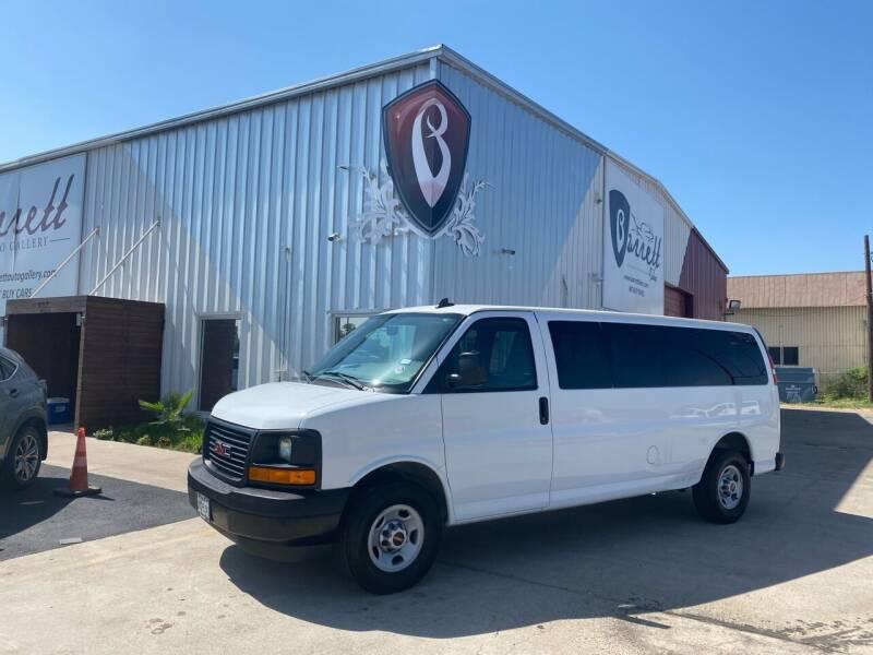 2017 GMC Savana Passenger for sale at Barrett Auto Gallery in San Juan TX