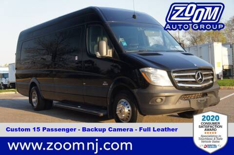 2015 Mercedes-Benz Sprinter Cargo for sale at Zoom Auto Group in Parsippany NJ