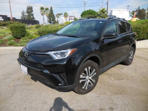 2018 Toyota RAV4 for sale at ARAX AUTO SALES in Tujunga CA