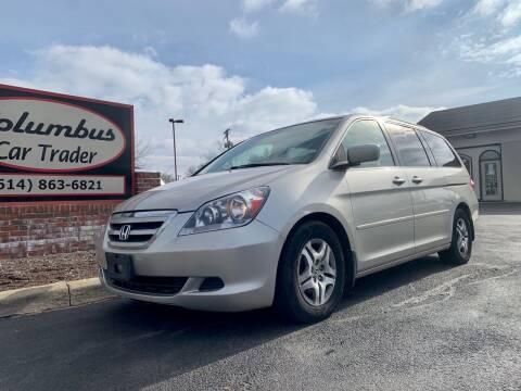2006 Honda Odyssey for sale at Columbus Car Trader in Reynoldsburg OH
