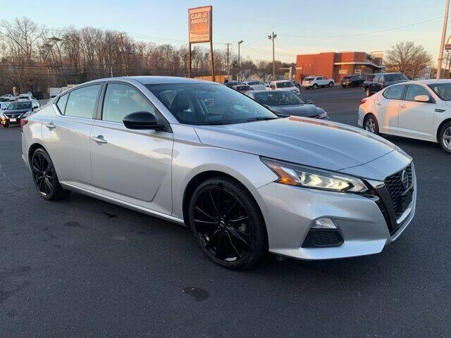 2020 Nissan Altima for sale at Ron's Automotive in Manchester MD