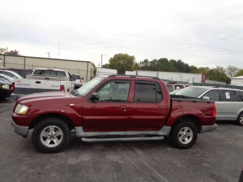 2005 Ford Explorer Sport Trac for sale at Cars Unlimited Inc in Lebanon TN