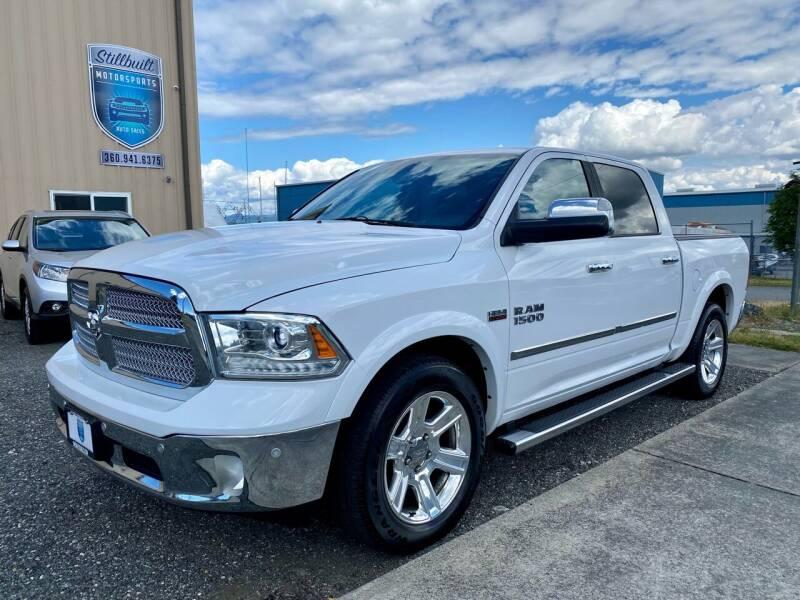 2015 RAM Ram Pickup 1500 for sale at STILLBUILT MOTORSPORTS in Anacortes WA