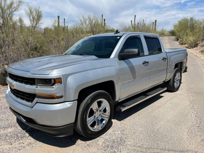 2018 Chevrolet Silverado 1500 for sale at Auto Executives in Tucson AZ