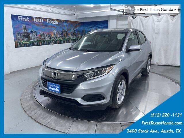 2022 Honda HR-V for sale in Austin, TX