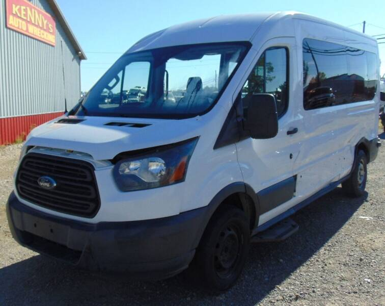 2015 Ford Transit Cargo for sale at Kenny's Auto Wrecking in Lima OH