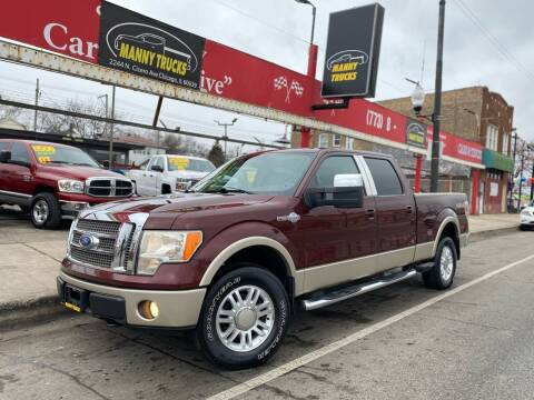 2009 Ford F-150 for sale at Manny Trucks in Chicago IL