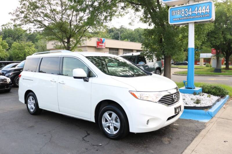 2017 Nissan Quest for sale in Raleigh, NC