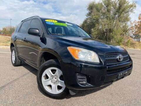 2011 Toyota RAV4 for sale at UNITED Automotive in Denver CO